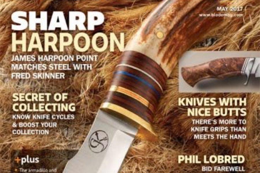 Harpoon Point Skinner