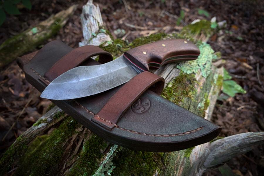 Nessmuk Style Knives